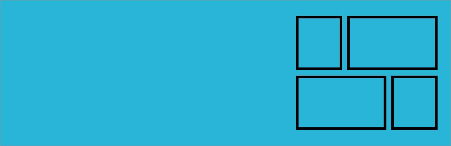 Image Gallery Google Style WordPress Plugin banner